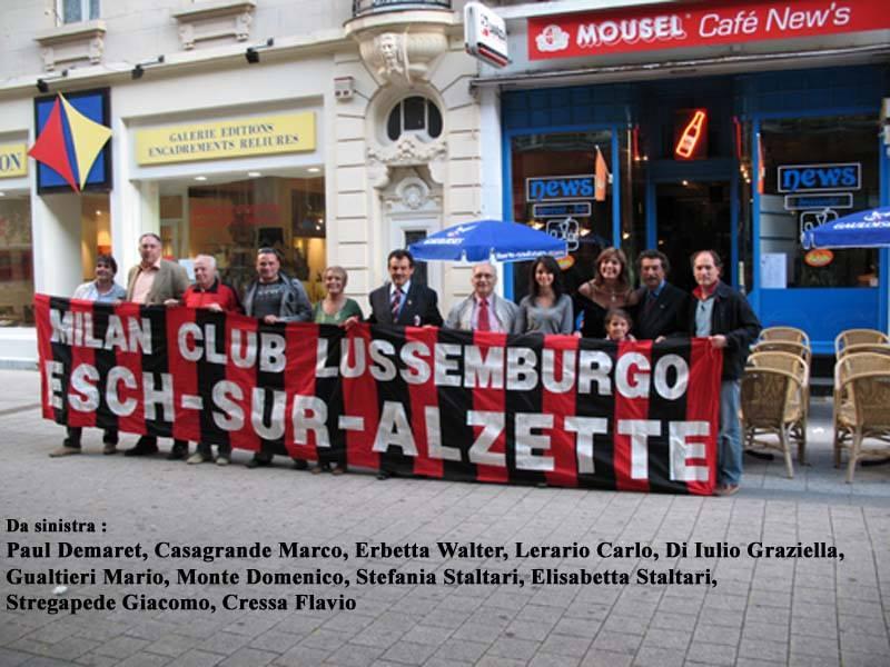 Milan Club Lussemburgo
