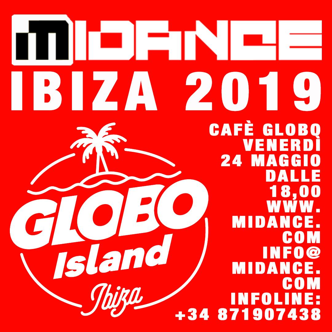 Midance sbarca a Ibiza