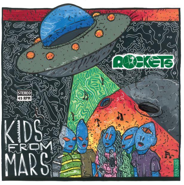 Rockets pronti a tornare sulla terra