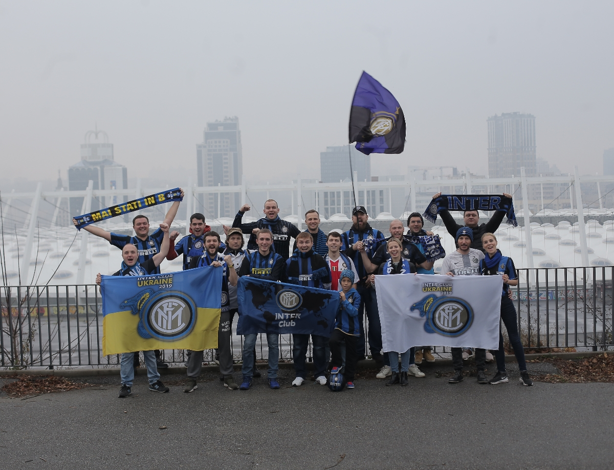 INTER CLUB UKRAINE
