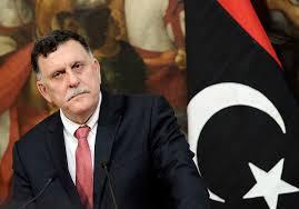 Fāyez Muṣṭafā al-Sarrāj, Presidente del Consiglio e Primo ministro del Governo libico
