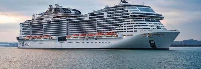 La nave da crociera Msc Meraviglia rifiutata in Giamaica e alle Isole Cayman