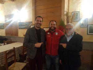 Pasquale Larocca ospite d'onore al Gran Galà