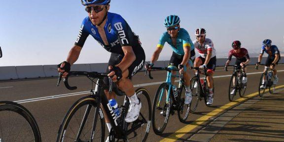 Domenico Pozzovivo nuovo capitano della NTT Pro Cycling
