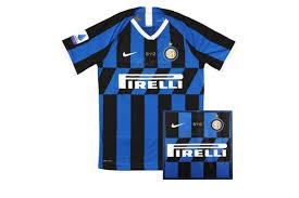 Inter, in vendita 112 maglie in edizione limitata per il 112° compleanno del club