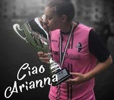 Il calcio piange la scomparsa di Arianna Varone