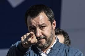 Matteo Salvini a Cefalù