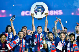 Paris Saint Germain campione di Francia