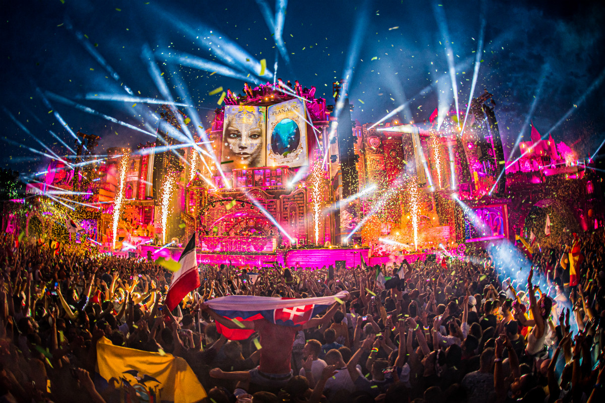 Tomorrowland Around The World – The Digital Festival