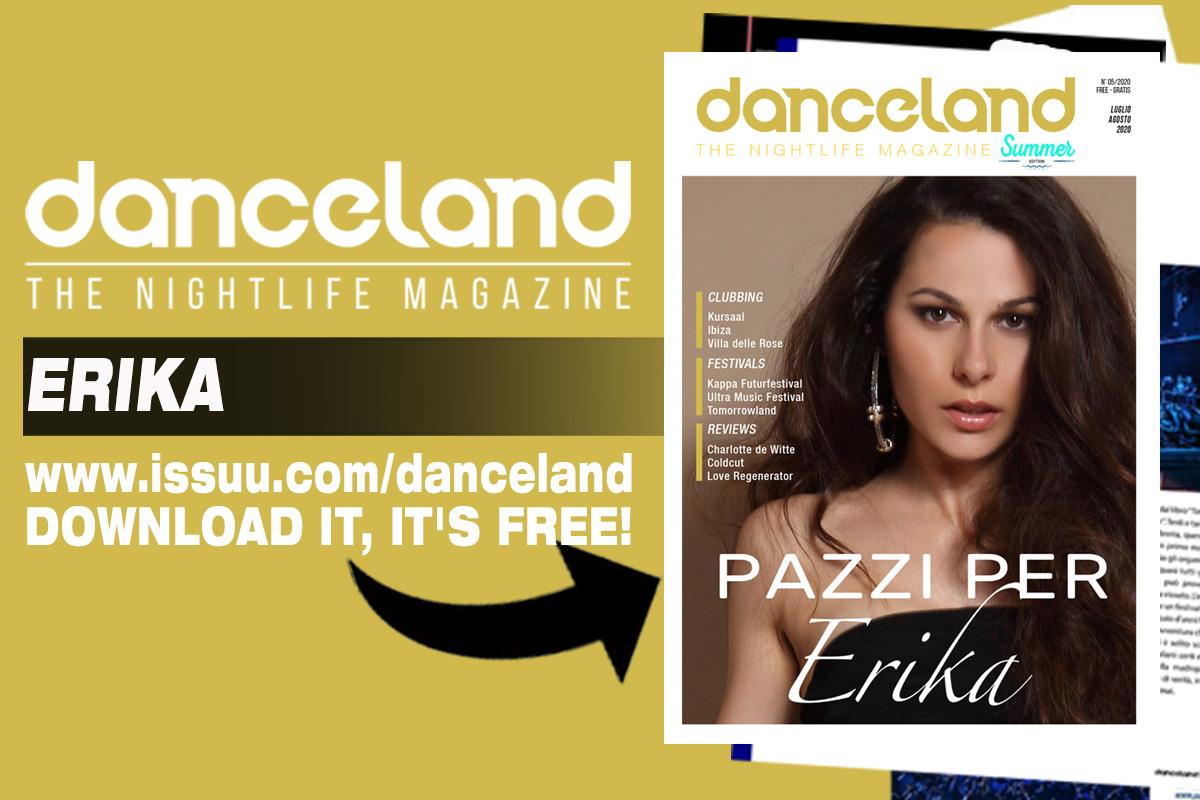 Tutti pazzi per Erika, cover story sull'ultimo Danceland