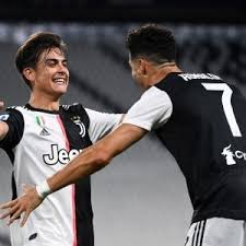 Il duo vincente Dybala-CR7