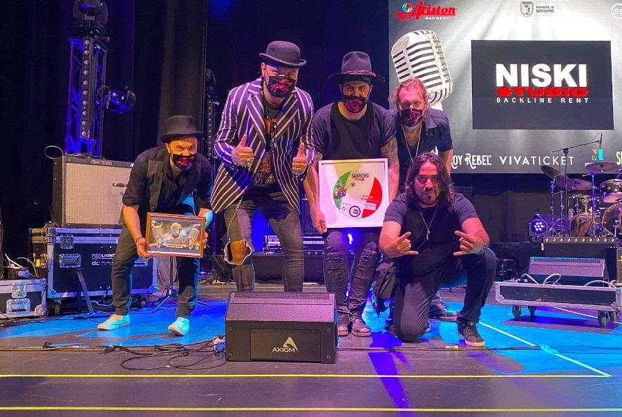 Sanremo Rock, sono i Magenta#9 a vincere