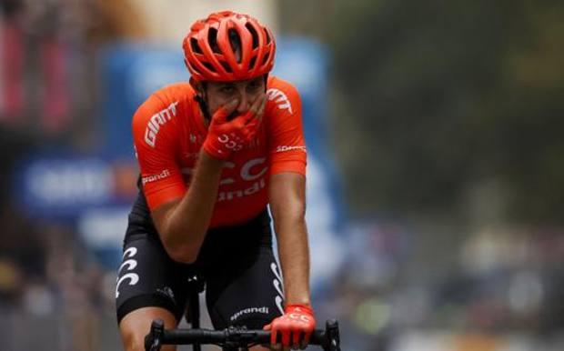 Giro d'Italia: Il ceco Josef Cerny vince ad Asti in solitaria