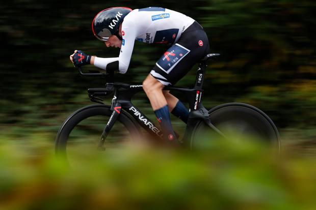 Giro d'Italia 2020: Hart sul podio più alto