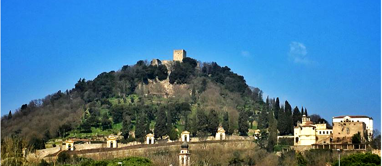 Monselice - Colle della Rocca