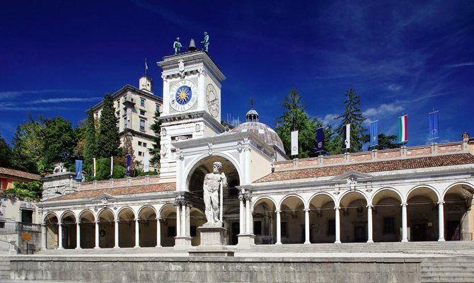 Udine, la città dai tanti portici