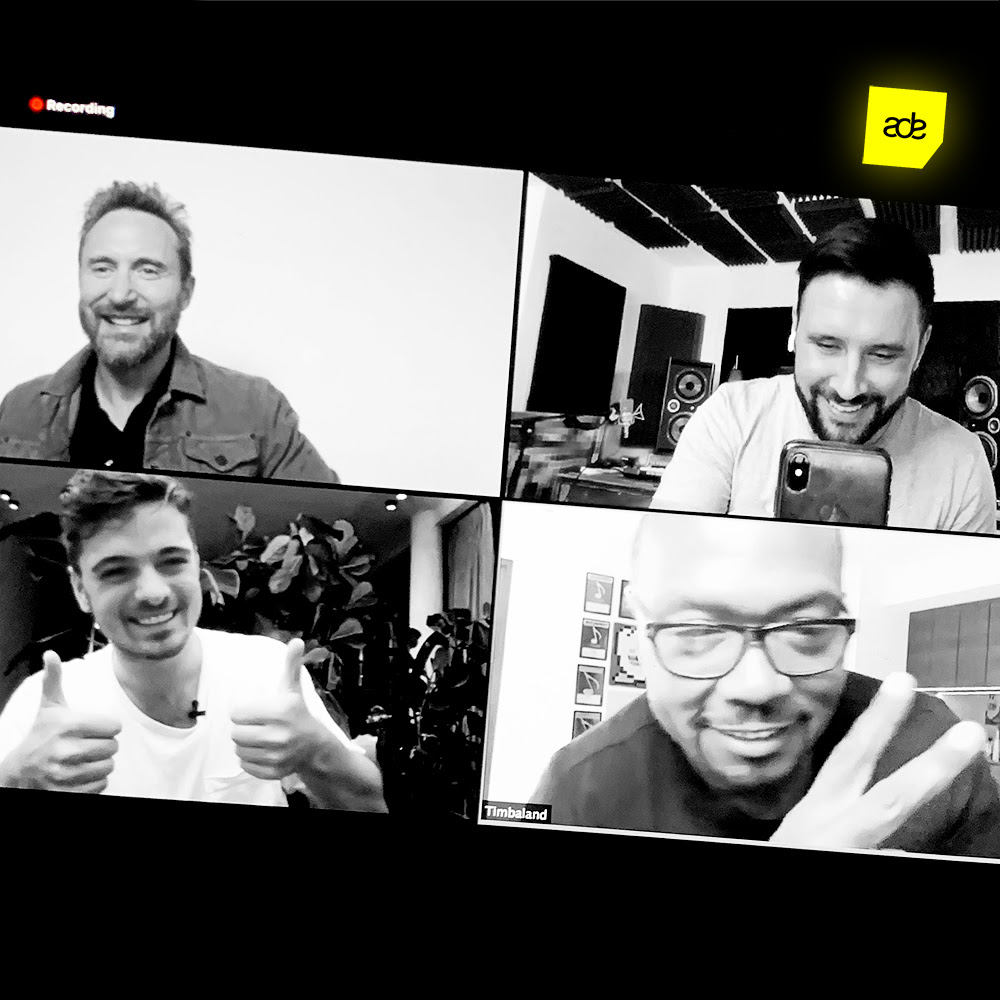 ADE Pro – A very special addition: Timbaland, David Guetta and Martin Garrix!