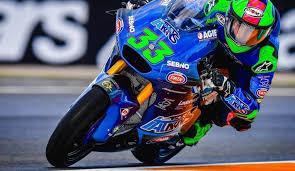 Enea Bastianini vince il mondiale in Moto2