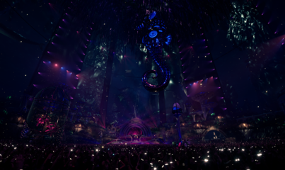 Fleetwood Mac's 'Dreams' was the most played track at Tomorrowland's New Year's Eve Specacular