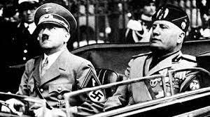 1938 - Hitler in visita ufficiale in Italia