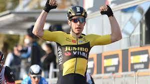 A Wout Van Aert la prima tappa della Tirreno-Adriatico