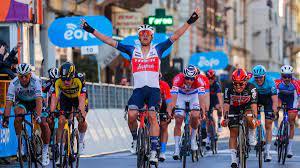 Jasper Stuyven si aggiudica la Milano-Sanremo 2021
