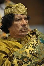 Muʿammar Gheddafi