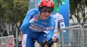 Tirreno-Adriatico Tadej Pogacar vince il Tridente di Nettuno