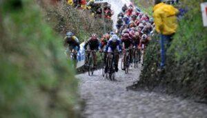Giro delle Fiandre, uno dei 19 muri da scalare