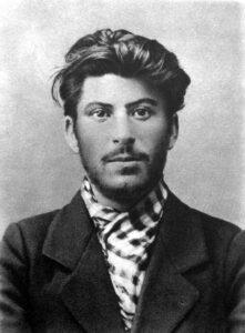 Il rivoluzionario Iosif Vissarionovič Džugašvili