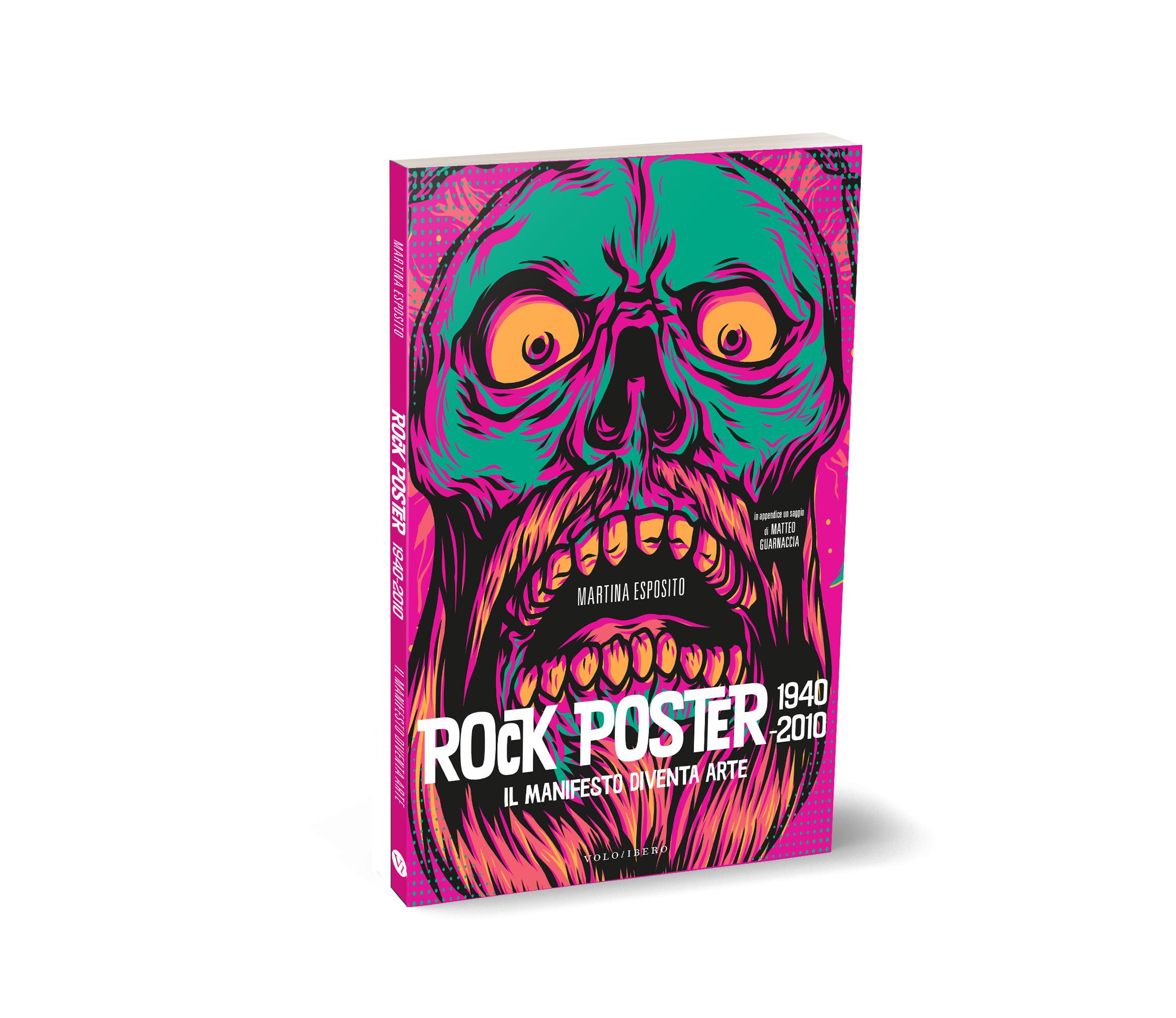 """""""ROCK POSTER 1940-2010"""", Il manifesto diventa arte"""