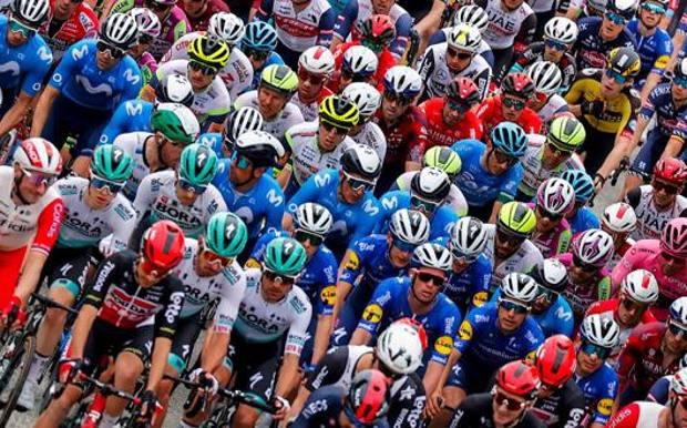 Giro d'Italia seconda tappa