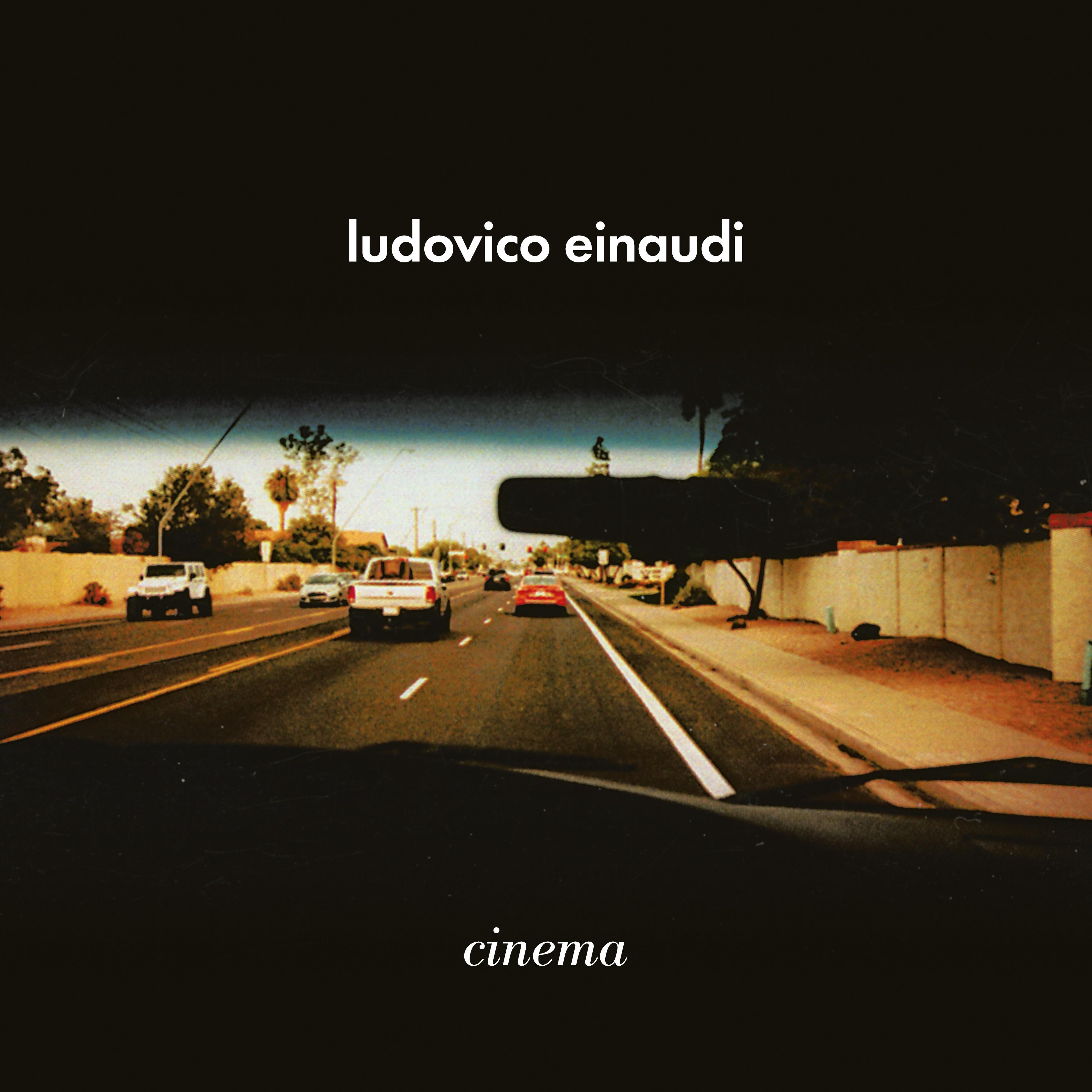 "Ludovico Einaudi presenta ""Cinema"""