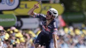 Tour de France: tappa Perros-Guirec al Mur de Bretagne-Guerledan