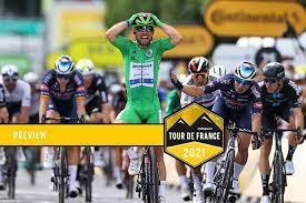 Mark Cavendish si aggiudica la tappa di oggi