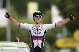 Matej Mohoric vince la settima tappa